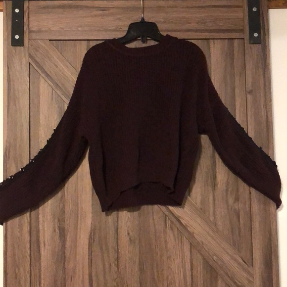 💕2 for 20💕 Sweater with Sleeve Detail